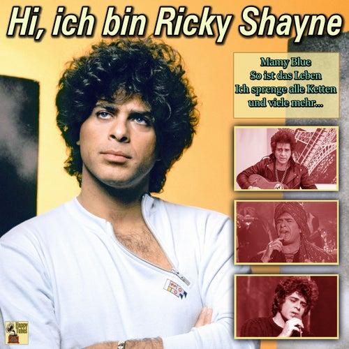 Hi, ich bin Ricky Shayne de Ricky Shayne