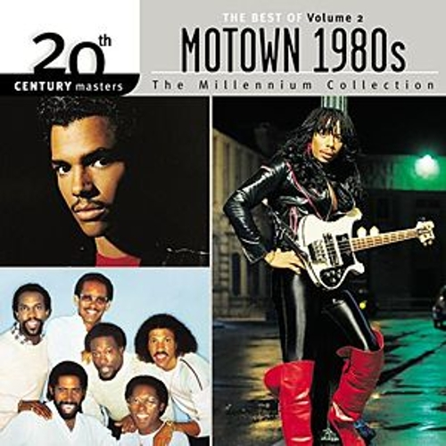 20th Century Masters: The Millennium Collection: Best of  Motown '80s, Vol. 2 von Various Artists
