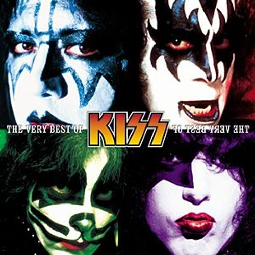 The Very Best Of Kiss by Various Artists