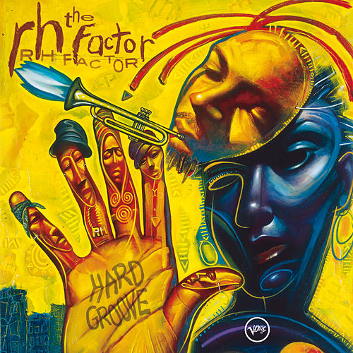 Hard Groove de The Rh Factor