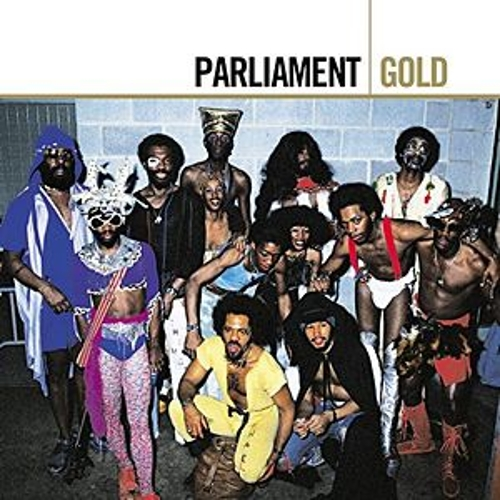 Gold di Parliament