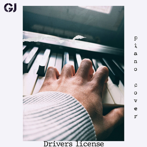 Drivers License (Piano Cover) von Gacabe & Jecabe