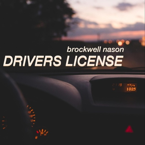 Drivers License von Brockwell Nason