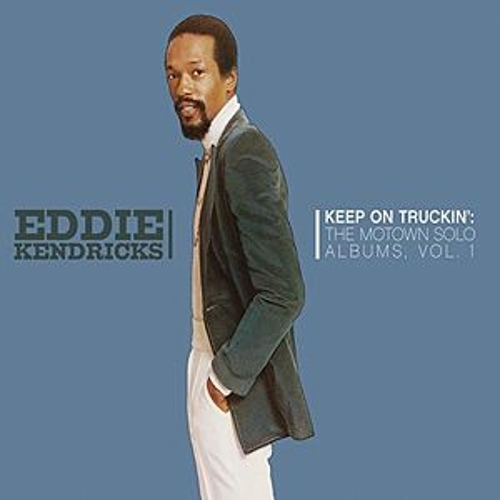 The Eddie Kendricks Collection, Volume 1 by Eddie Kendricks