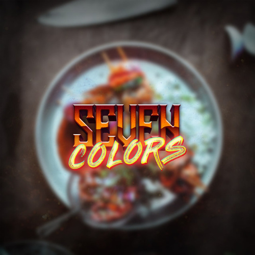 Seven Colours by Various Artists
