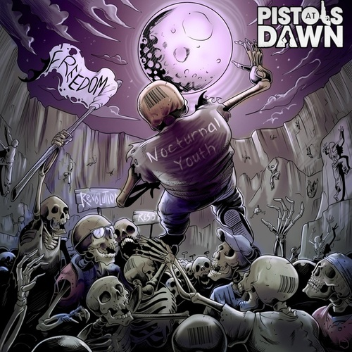 Nocturnal Youth - EP by Pistols At Dawn