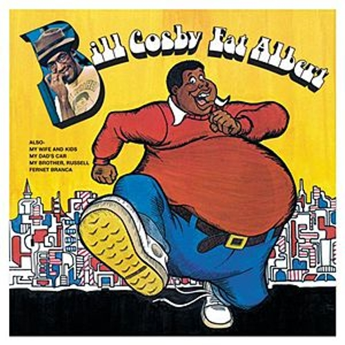 Fat Albert by Bill Cosby