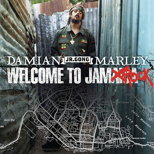 Welcome to Jamrock de Damian Marley