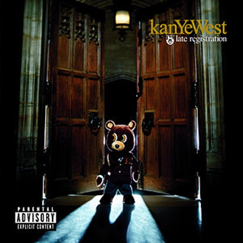 Late Registration von Kanye West
