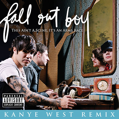 This Ain't A Scene, It's An Arms Race de Fall Out Boy