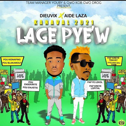 Lage Pye W (Kanaval 2021) by Aide Laza
