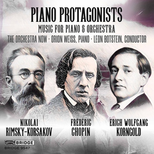 Piano Protagonists by The Orchestra Now
