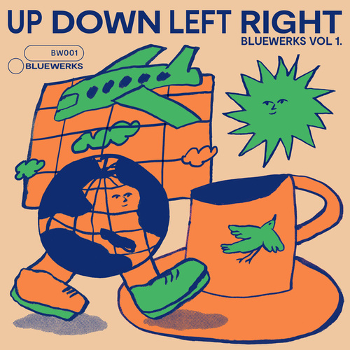 Bluewerks Vol. 1: Up Down Left Right by Bluewerks