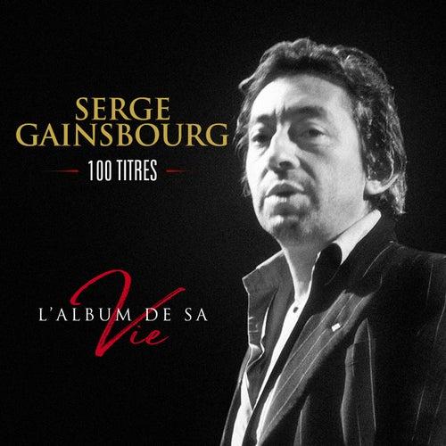 L'album de sa vie by Serge Gainsbourg