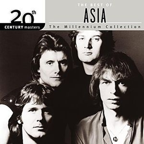 The Best Of Asia 20th Century Masters The Millennium Collection by Asia