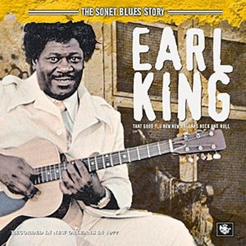 The Sonet Blues Story de Earl King