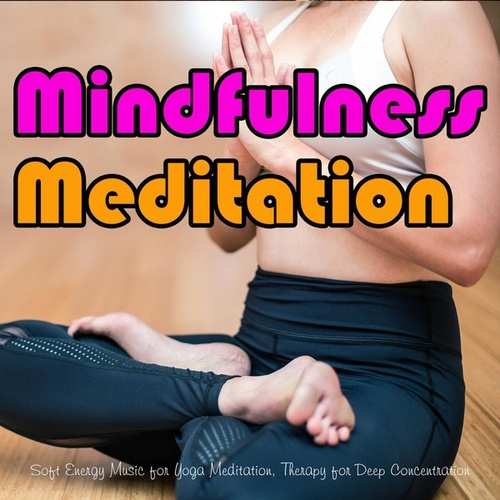 Mindfulness Meditation: Soft Energy Music for Yoga Meditation, Therapy for Deep Concentration de Stress Relief Therapy Music Academy