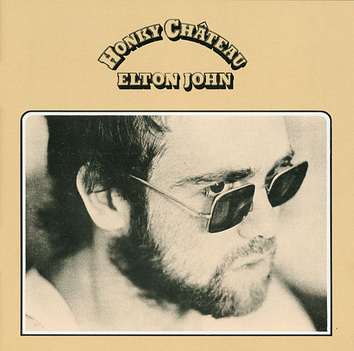Honky Château by Elton John