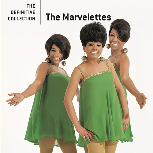 The Definitive Collection von The Marvelettes