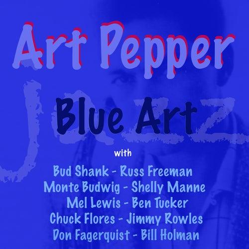 Blue Art de Art Pepper