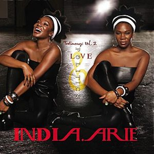 Testimony Vol. 2:  Love & Politics by India.Arie