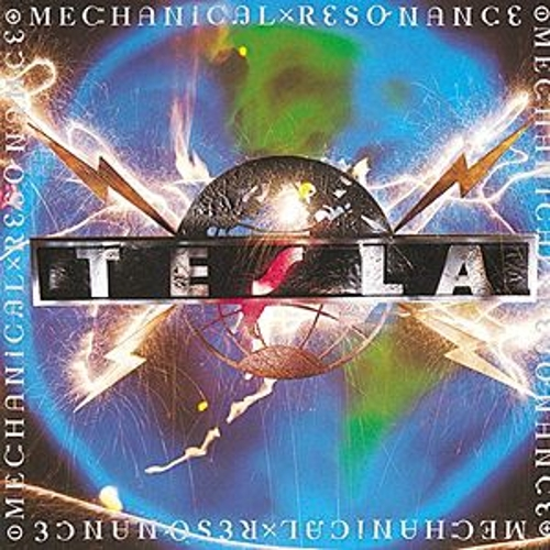 Mechanical Resonance von Tesla