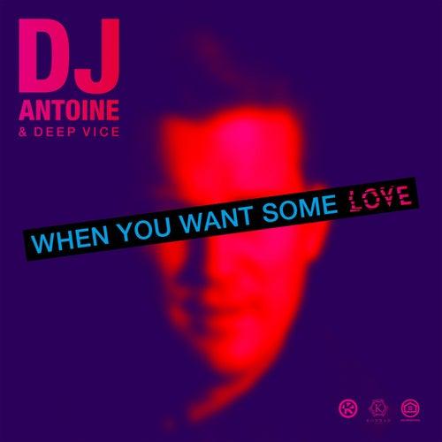 When You Want Some Love von DJ Antoine