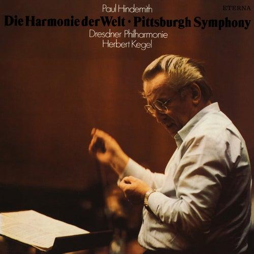 Hindemith: Die Harmonie der Welt / Pittsburgh Symphony by Herbert Kegel