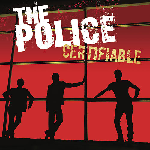 Certifiable de The Police