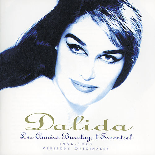 Les Annees Barclay by Dalida