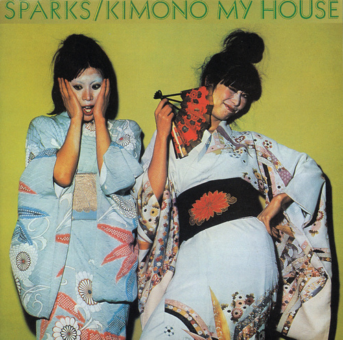 Kimono My House von Sparks (1)