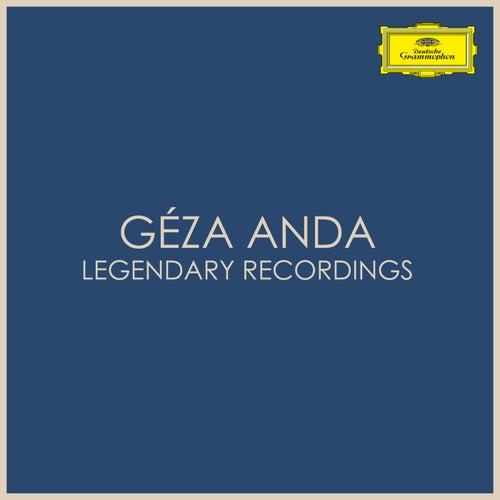Géza Anda - Legendary Recordings by Géza Anda