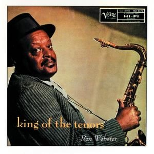 King Of The Tenors de Ben Webster