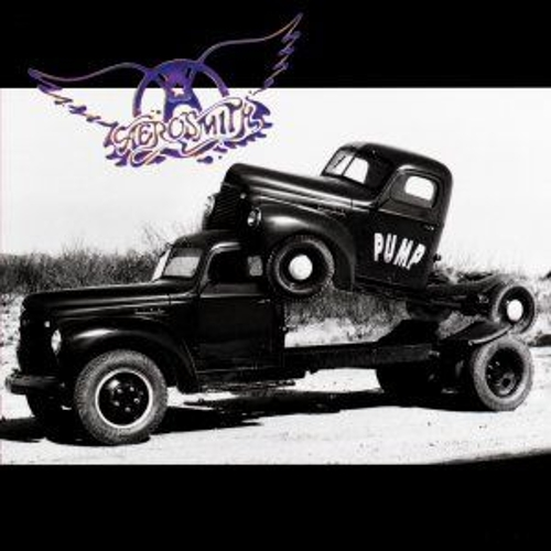 Pump by Aerosmith