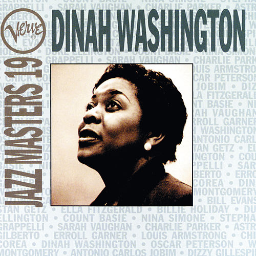 Verve Jazz Masters 19:  Dinah Washington de Dinah Washington