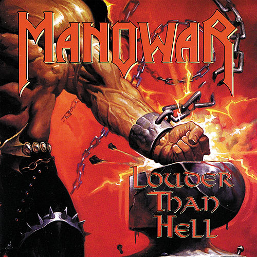 Louder Than Hell de Manowar