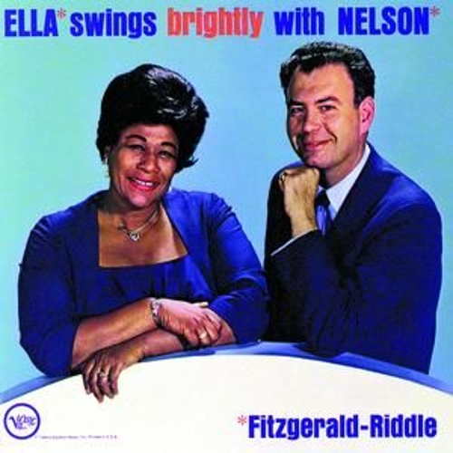 Ella Swings Brightly With Nelson von Ella Fitzgerald
