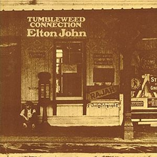 Tumbleweed Connection de Elton John