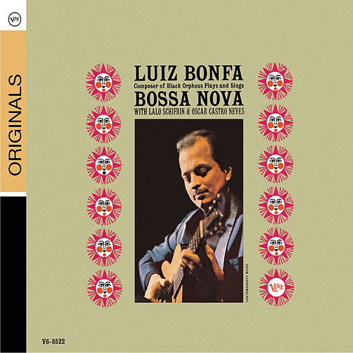 Composer Of Black Orpheus Plays And Sings Bossa Nova by Luiz Bonfá