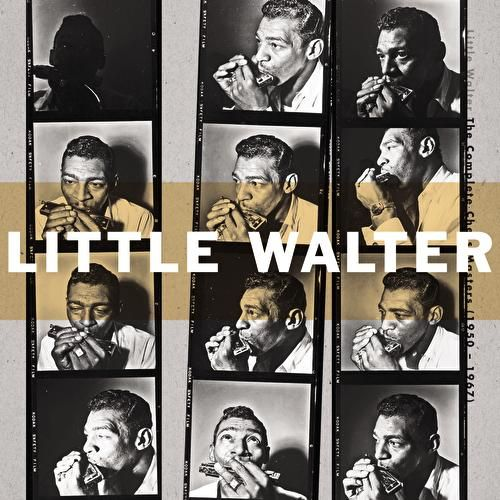 The Complete Chess Masters (1950 - 1967) de Little Walter