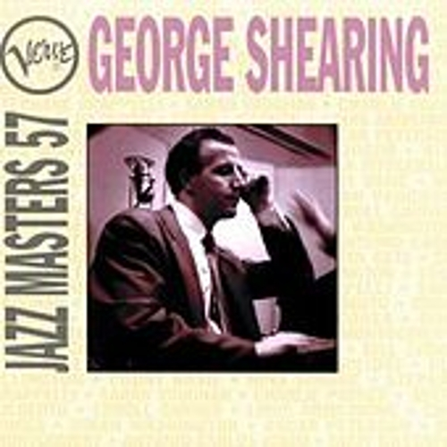 Verve Jazz Masters 57 by George Shearing