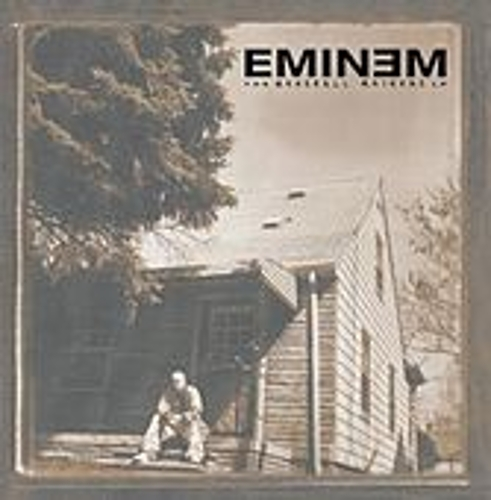 The Marshall Mathers LP by Eminem