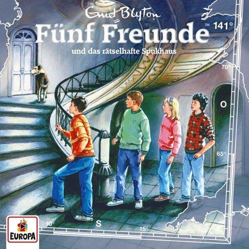 141/und das rätselhafte Spukhaus by Fünf Freunde