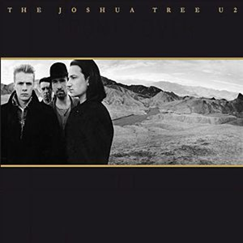 DELUXE EDITION - The Joshua Tree by U2