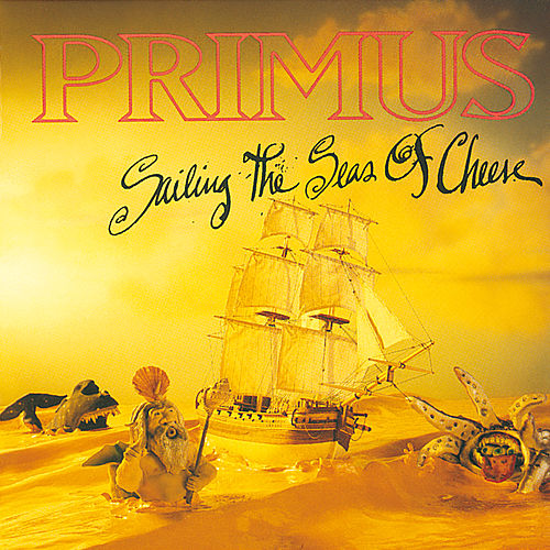Sailing The Seas Of Cheese de Primus