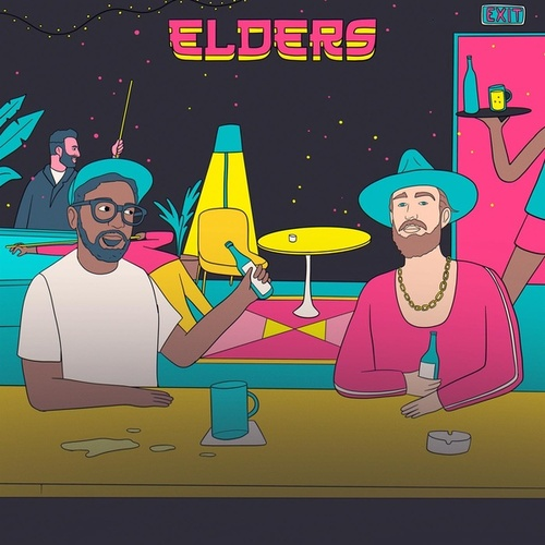 Elders (feat. Abhi The Nomad & Lonely Child) by Daddy NAT