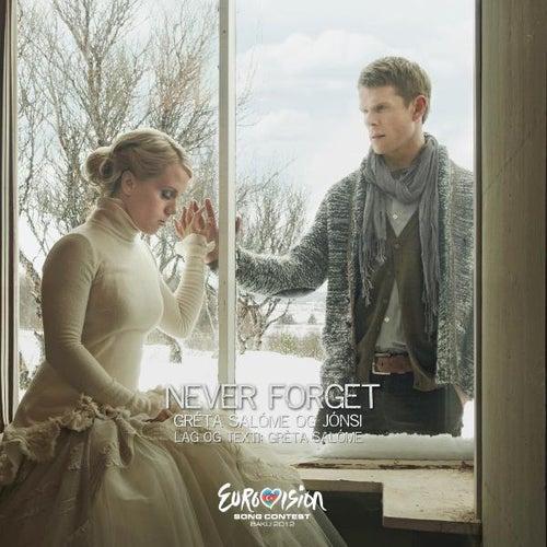 Never Forget - Single von Greta Salome