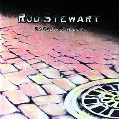 Gasoline Alley van Rod Stewart