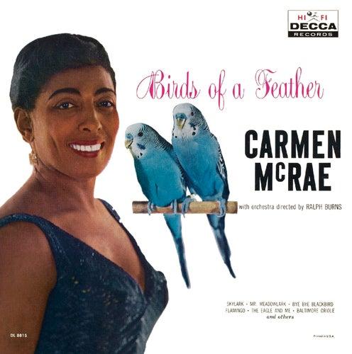 Birds Of A Feather by Carmen McRae