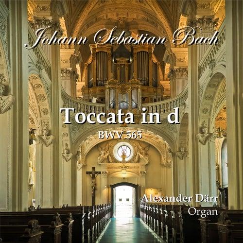 Toccata für Orgel in D Minor, BWV 565 von Alexander Därr